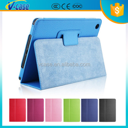 pu lether stand case for ipad 2 3 4