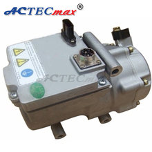 Electric Car AC Compressor