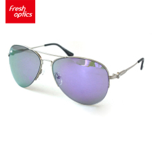 2017 sunglasses manufactuer new design aviator style fashion sunglasses frames