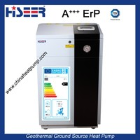10kw High Cop EN14511 tested GEO-EXCHANGE heat pumps