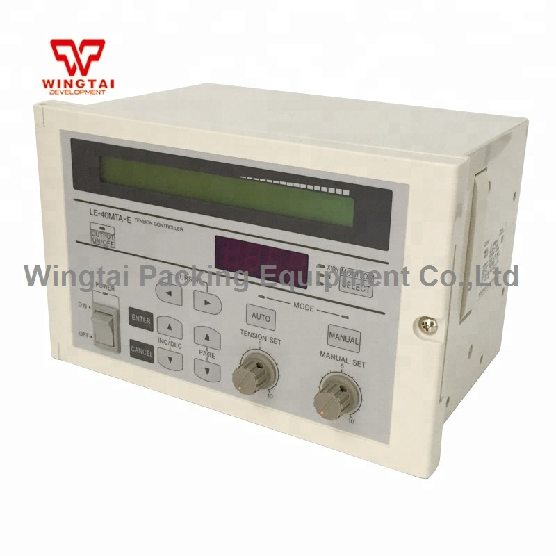 100% Japan Origin MITSUBISHI Tension Controller LE-40MTA-E