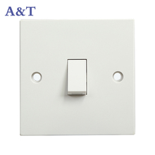 A060 20A D.P UK TYPE LIGHTING WALL SWITCH