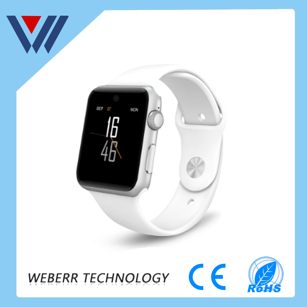 2016 Weberr Waterproof SIM Card Android smart Watch DM09 android hand watch mobile phone