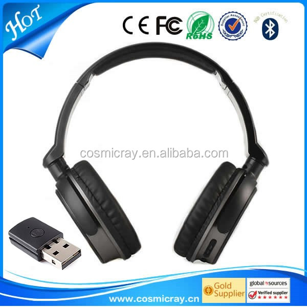 X-box one gaming wireless headphone with transmitter wireless headphone with fm radio
