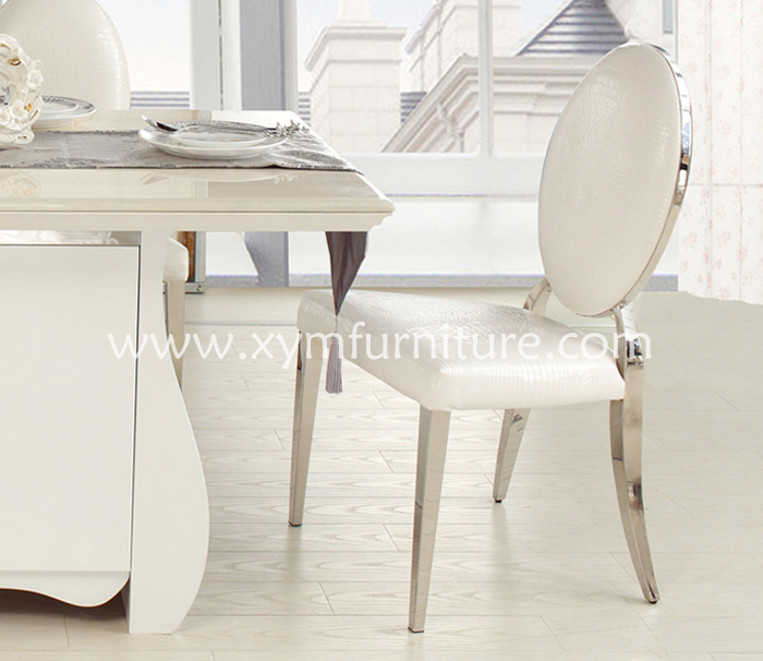 italian leather dining chair