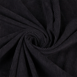 striped polyester fabric poly 7 wale corduroy for making pet toy