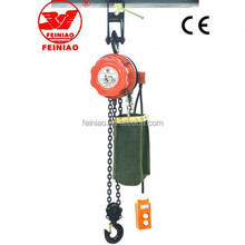 High Quality 2 ton Chain Hoist Electric Chain Hoist with CE Certificate