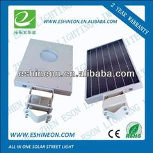 Solar photovoltaic product 5years warranty 80W solar powered street light