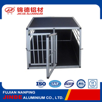 Best price aluminum profiles for dog cage for sale