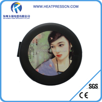 sublimation CD box with image