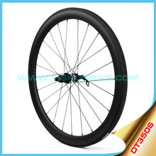 Wholesale price!! 2016 Yishun 700C bicycle wheels carbon 350S 55mm clincher/ tubeless bike wheels light weight YS550C-350S