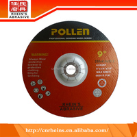 China goods wholesale inox grinding wheels