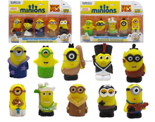 Minion Collectible Yellow Figures Soft PVC Materials