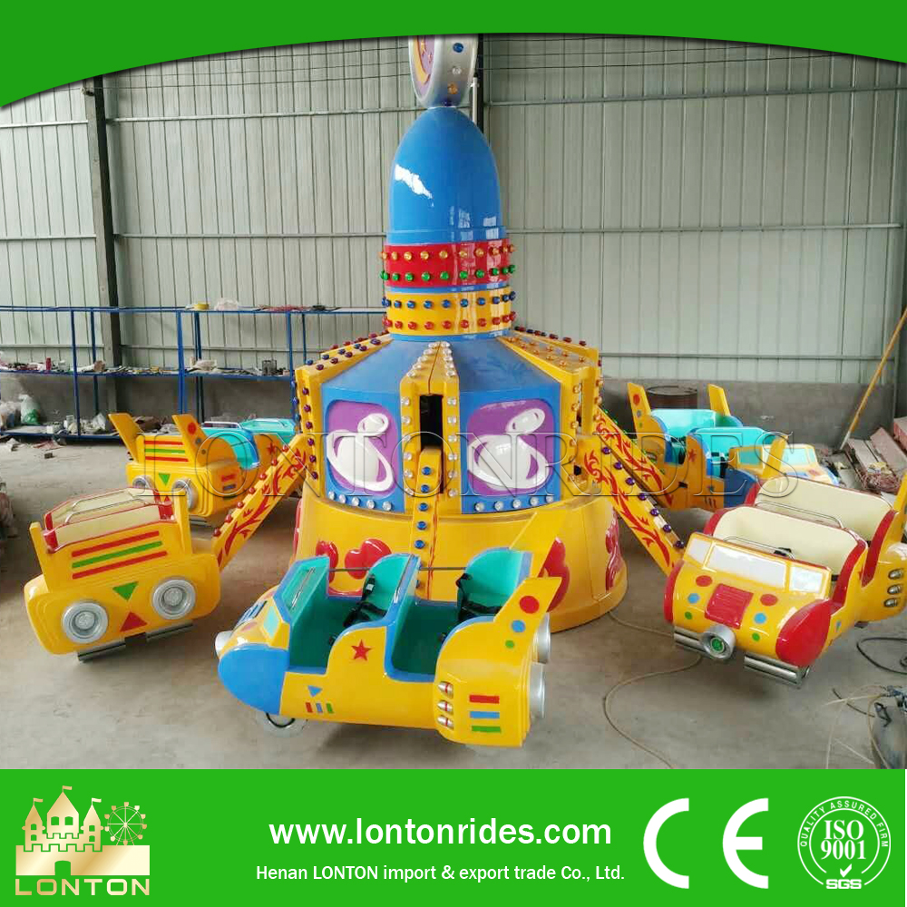 Kids rides indoor amusement park rides bounce car ride for sale