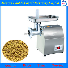 Good quality small fish feed pellet extruder/floating fish feed mill machine
