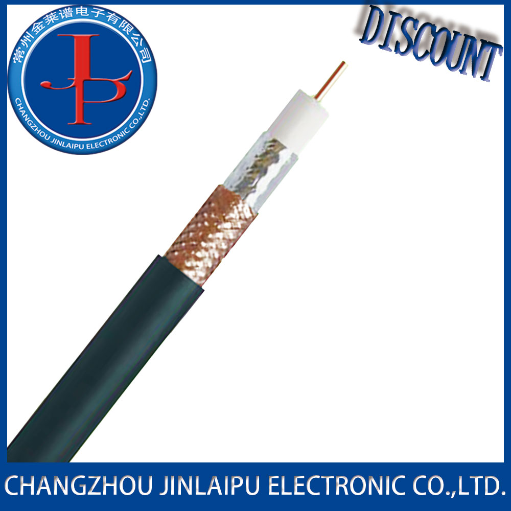 Professional manufacturer premade cctv coaxial cable rg59 With Discount