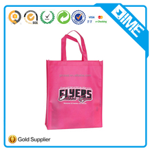 China manufacturer Mixed Color Tote Non-Woven Shopping Bag