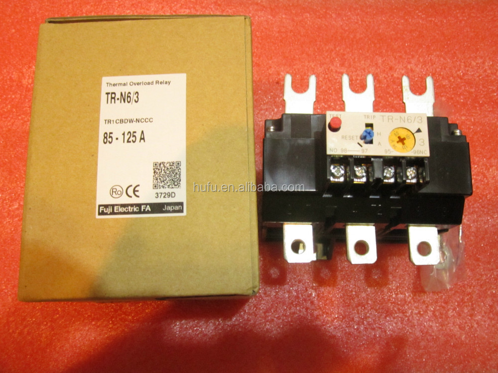 TR-N6-3 Thermal Overload Relay New and original