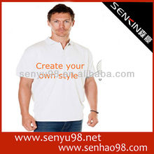 TheToo-13 Cheap promotional blank 100 cotton new design men casual polo t shirts ,latest shirt designs for men 2013