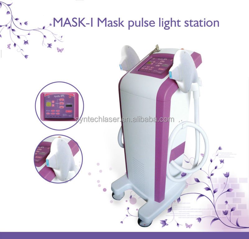 Hair Removal and Skin Rejuvenation Intense Pulse Light device for Beauty Salon and Clinic