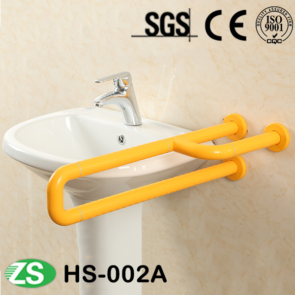 HS-002A durable safety disabled toilet bathtub bathroom decorative grab bar