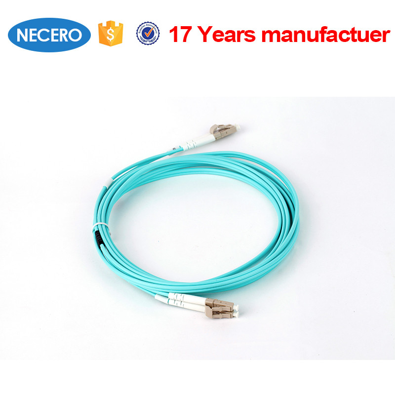 Super Slim Lan Cable G652D Good Uniformity Duplex Fiber Cable