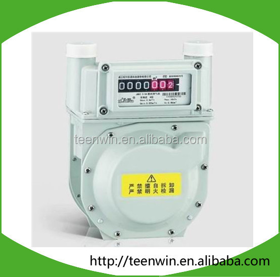 Teenwin methane flow meter