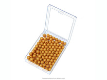 Premium montessori math teaching material 100 Golden Bead Units