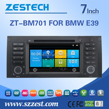 ZESTECH Car Multimedia For BMW E39 car gps with auto radio Bluetooth SD USB Radio, Support Ipod, RDS, wifi 3G