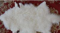 Mongolian Lamb Fur Skin Tibet Lamb Fur pelt From China