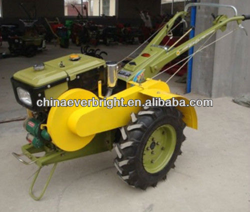 Low fuel consumption 8 hp Walking Tractor