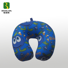 Personalized Portable Airline Travel Accompany Pillow For Neck Rest