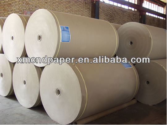 Test Liner Fluting Paper