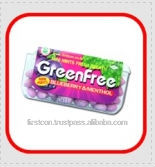 Best Greenfree Blueberry Menthol and Mini Mint Candy