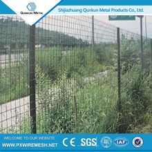Weave 304 stanless steel Crimped Wire Mesh Fence