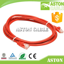 Hangzhou Aston Hot Sale High Quality LAN Cable Cat5e Cat6 UTP FTP Patch Cord Best Price