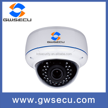 3.0 Megapixel WDR Water-Proof & Vandal-Proof IR Network Dome Camera / cheap megapixel dome ip poe camera