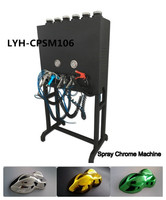 liquid image item NO.LYH-CPSM106 chroming machine for color spray paint
