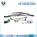 Overlapped Bus Wiper Assembly
