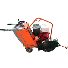 Road machinery asphalt saw cutting machine