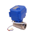 "ACDC9-24V Motorised ball valve 2 way DN20 3/4"" for water leakage detection"