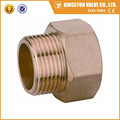 Brass K728 Brass Straight Pipe Fitting