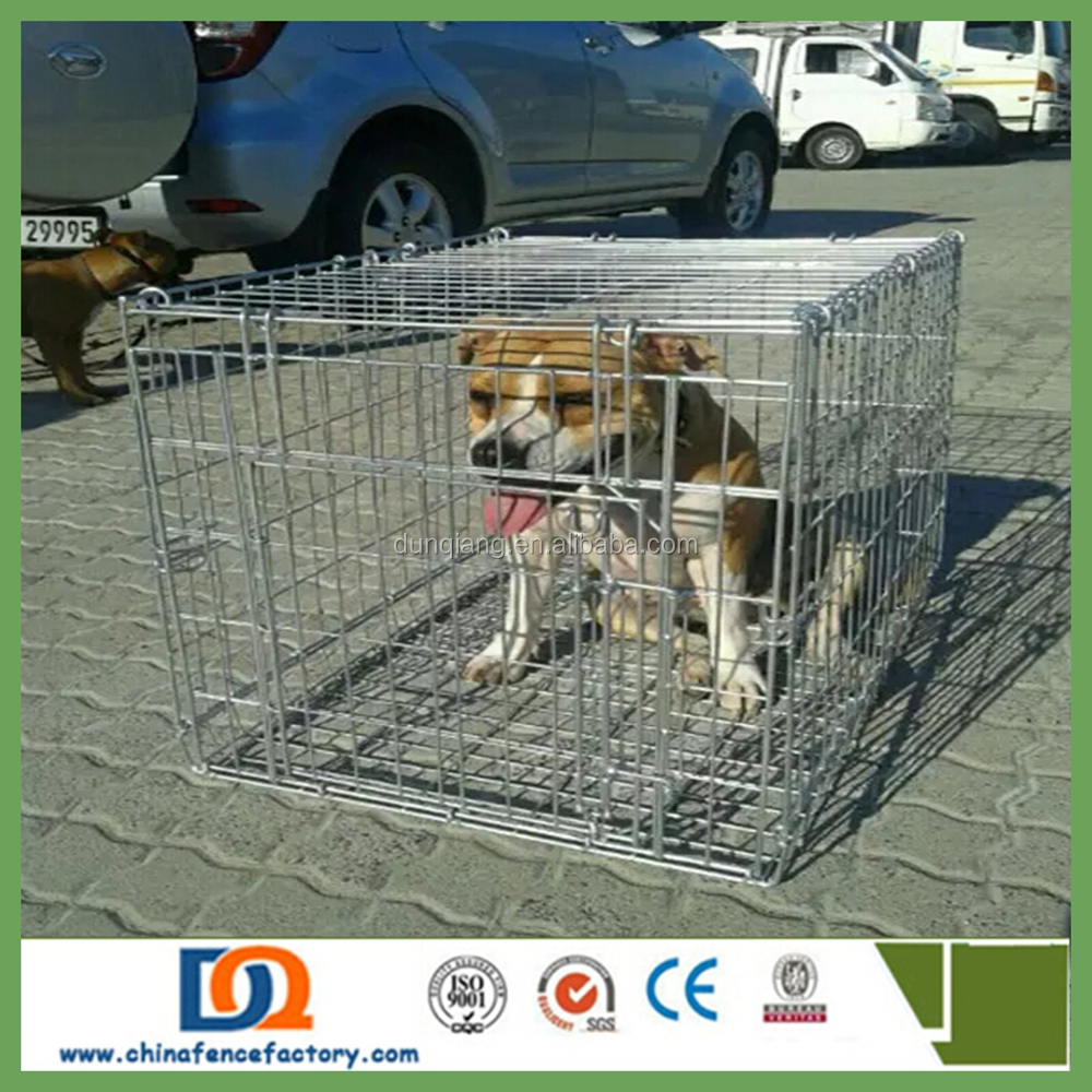 B modular dog cage,pet cage, vet cage of veterinary equipment u/Stainless Steel Dog Cage/Dog House DC-003