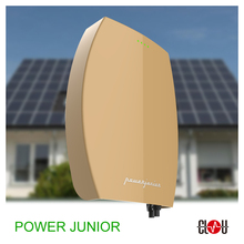 500w projects mini complete home solar power system