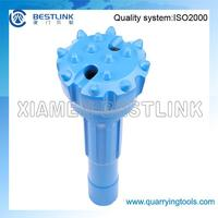 manufacturer alloy steel dth drill bits with high quality