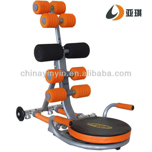 physiotherapy equipment exercise machine body crunch