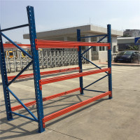 Large Capacity Steel Warehouse Shelving,Heavy Duty Pallet Racking System