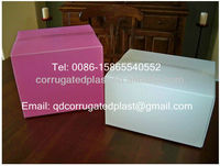 Hot Sale Plastic Corrugated Box