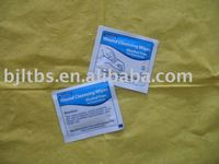 wet wipes for First Aid/alcohol free wet wipes