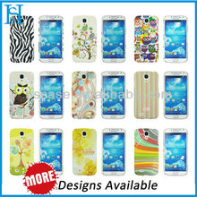 Design Hard Rubberized Skin Snap-On Case Cover for Samsung Galaxy S4 S IV i9500